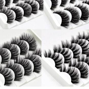 VeryYu False Eyelashes 5 Pairs Set Eyes Care  VeryYu the Best Online Store for Women Beauty and Wellness Products