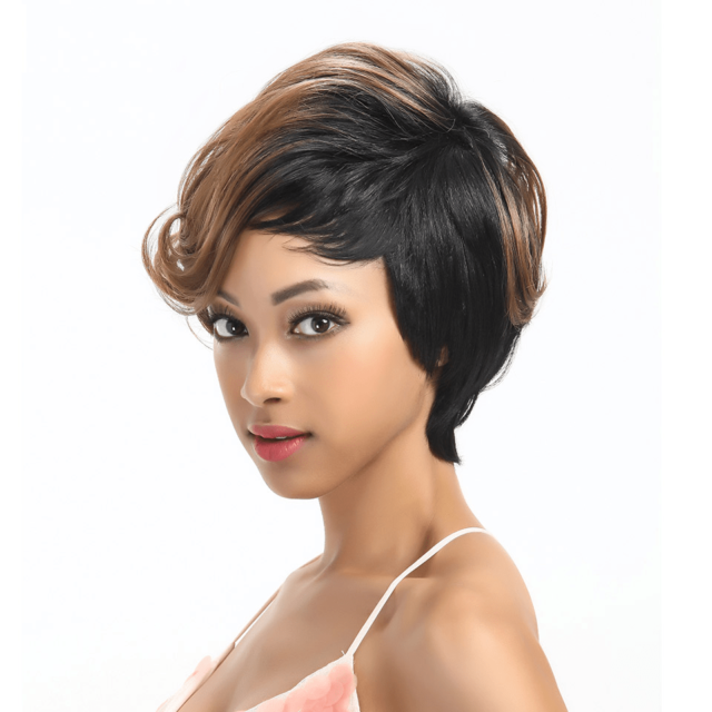 VeryYu Ombre Short Wavy Non-Lace Synthetic Hair Wig Hair Extensions & Wigs  VeryYu the Best Online Store for Women Beauty and Wellness Products
