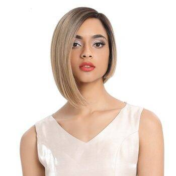 VeryYu Asymmetric Ombre Short Straight Synthetic Hair Wig Hair Extensions & Wigs  VeryYu the Best Online Store for Women Beauty and Wellness Products