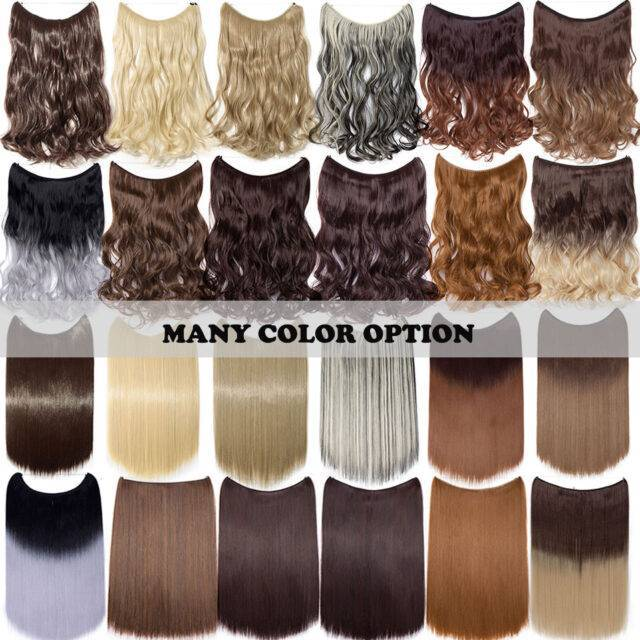 VeryYu Long Synthetic Hair Extensions Hair Extensions & Wigs  VeryYu the Best Online Store for Women Beauty and Wellness Products