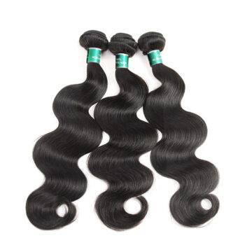 VeryYu Peruvian Body Wave Natural Color Remy Hair 10-28 inch 3 Pc Hair Care Hair Extensions & Wigs  VerYYu