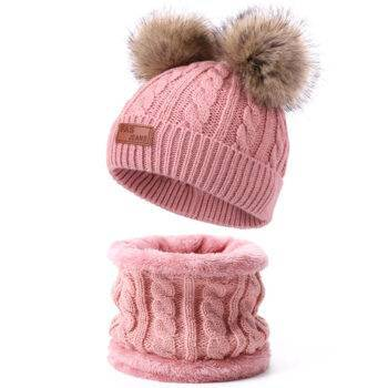 VeryYu Two pieces Hat Scarf Fashion  VerYYu